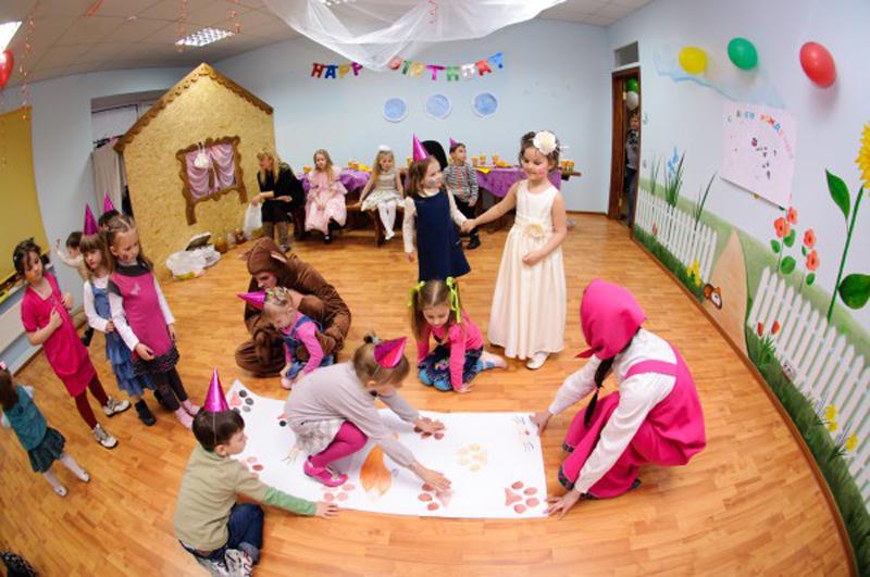 Конкурсы для день рождения детские