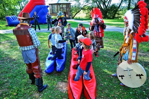 Слет индейцев детский праздник детский праздник алтуфьево